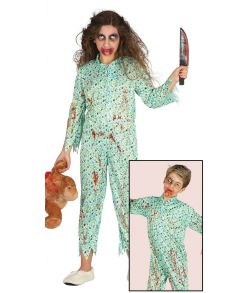 Besat barn kostume