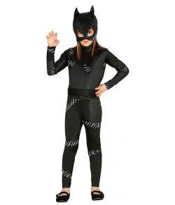 Catwoman kostume til piger.