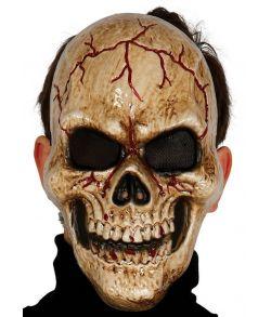 Kranie maske med blod
