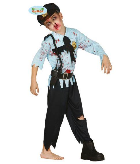 zombie udklædning