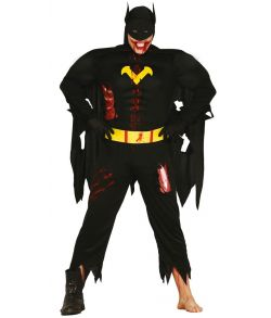 Black Hero Zombie kostume