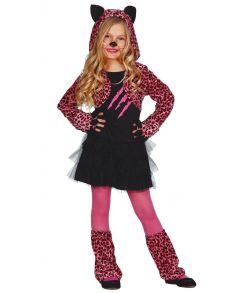 Pink Leopard kostume