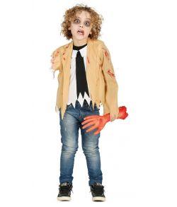 Armless Zombie kostume