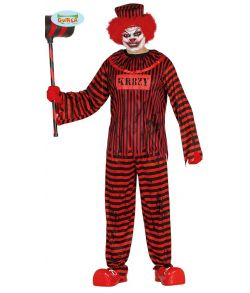 Psycho Clown kostume