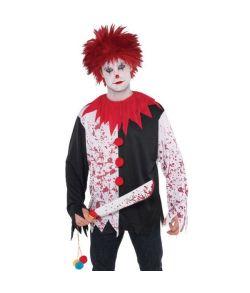 Halloween klovne bluse