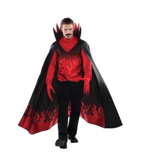Djævle kostume til voksne