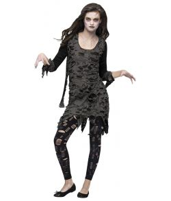 Ghoul Girl kostume