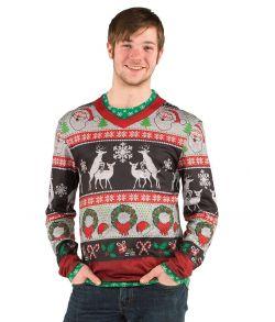 Ugly frisky deer julesweaters