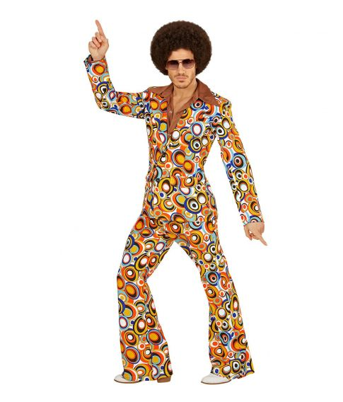 Groovy 70s Man Bubbles