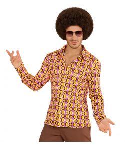 Groovy 70er skjorte