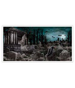 Uhyggelig kirkegård