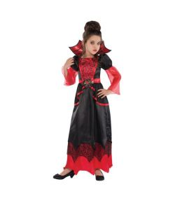 Vampyr kostume til piger