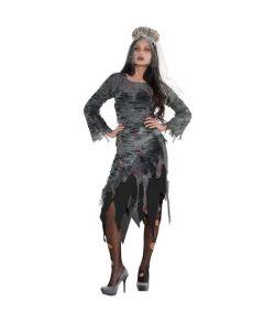 Zombie kjole til halloween