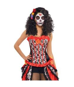 Day of the Dead korset