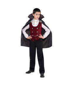 Dracula vampyr kostume
