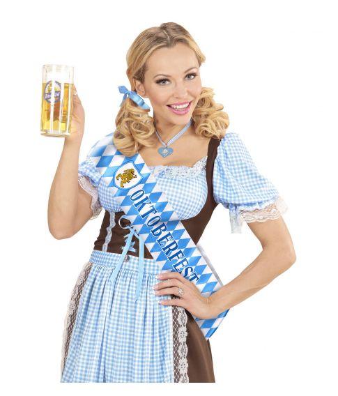 Oktoberfest skærf