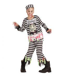 Zombie Convict kostume