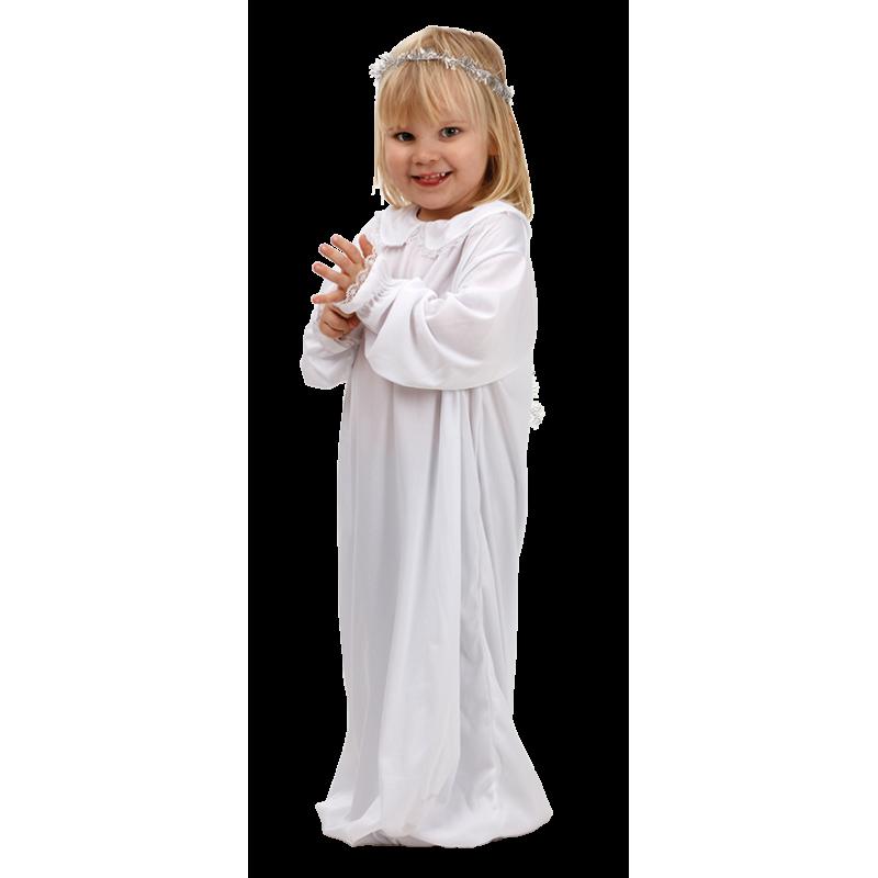 918b840d0bbc Billig Sankta Lucia kjole til børn.