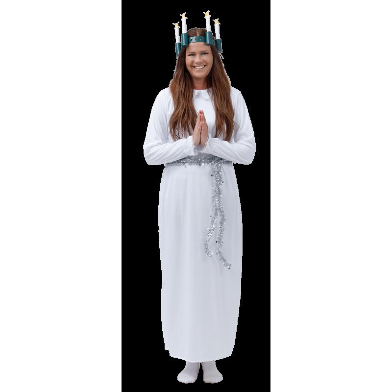 7426df903694 Lucia kjole til piger  Lucia kjole til piger