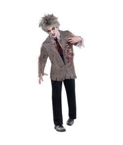 Zombie jakke til halloween