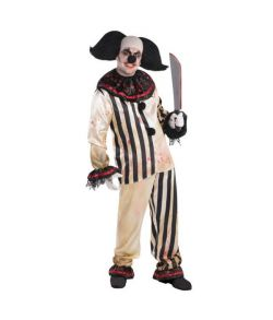 Freakshow Clown kostume