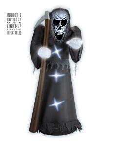 Oppustelig Grim Reaper 244 cm
