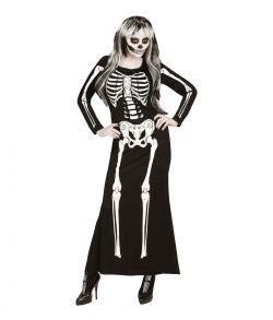 Skelet kjole