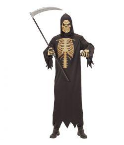 Billigt Døden kostume til voksne