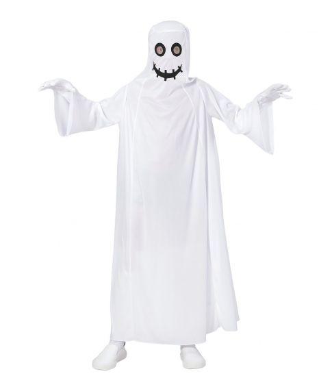 Billigt spøgelses kostume til børn. - Fest & Farver