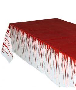 Blodig dug 137 x 275 cm