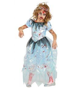 Zombie Prinsesse kostume.