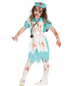 Zombie Nurse kostume
