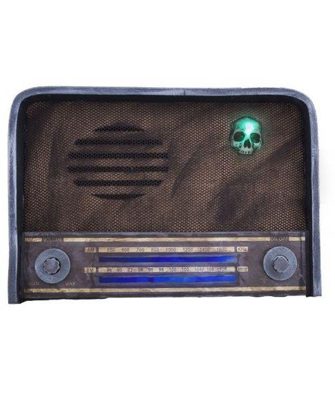 Hjemsøgt radio