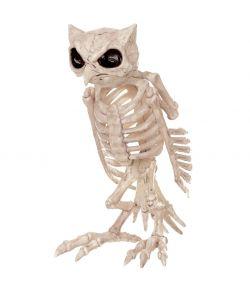 Ugle skelet, 34,5 cm