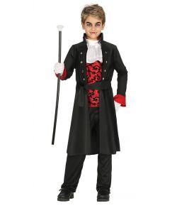 Vampyr kostume til børn.
