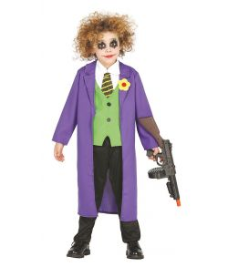 Joker kostume til børn.