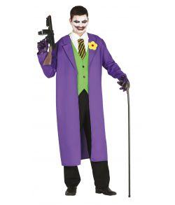 Billigt Joker kostume til voksne
