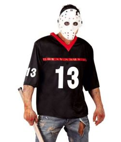 Jason kostume til voksne.