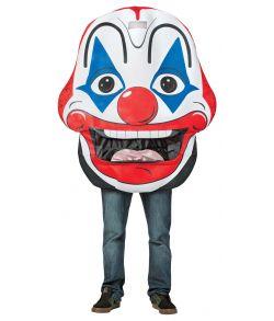 Clown Mouth Head