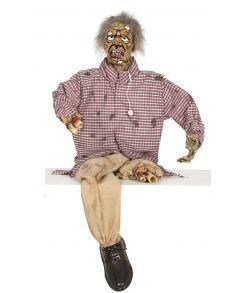 Mutilated zombie 160 cm