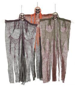 Hængende skelet ass. 120 cm