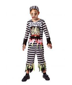 Halloween fangedragt kostume til børn