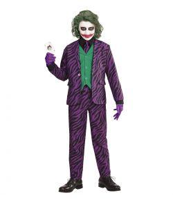 Billigt Joker kostume til børn.