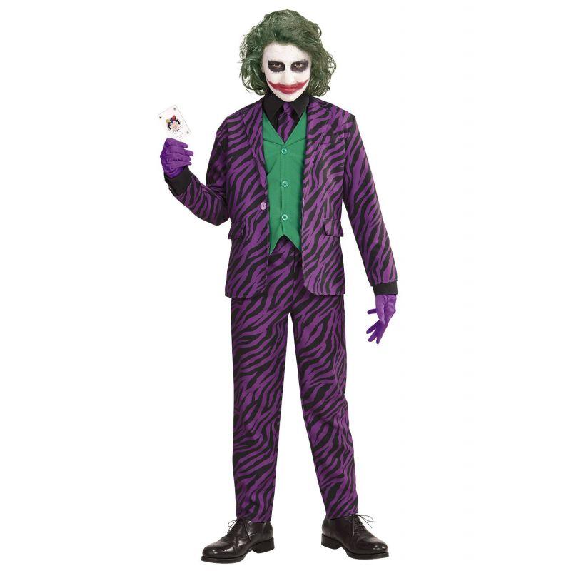ca0ff27fb12 Billigt Joker kostume til børn.