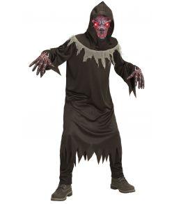 Dæmon kostume med lys