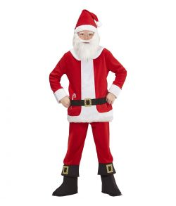 Julemandskostume til børn