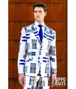 OppoSuit R2D2 Star Wars jakkesæt