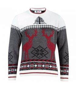 Julesweaters Red Deer