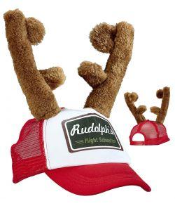 Rudolph kasket med gevir