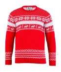 Julesweaters The Nordic Red